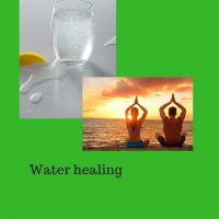 Water healing in QHHT® sessions